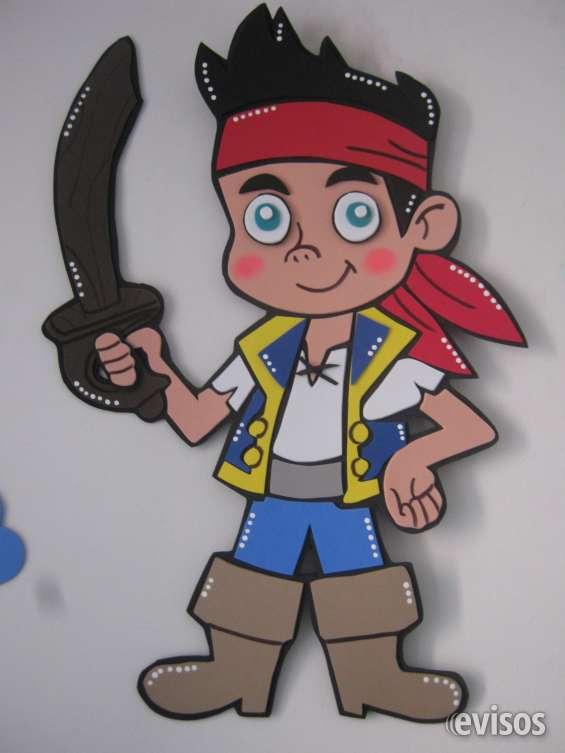 Pirata en foami