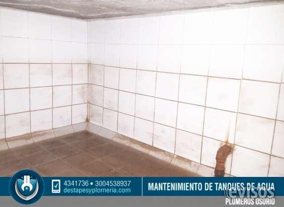 Limpieza de tanques subterraneos