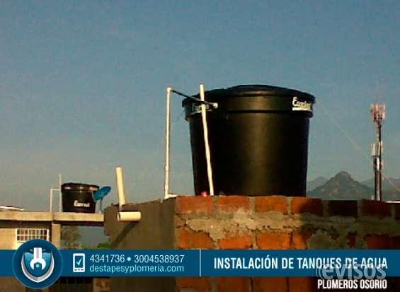 Instalacion de tanques