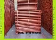Estructura y formaleta metalica en venta
