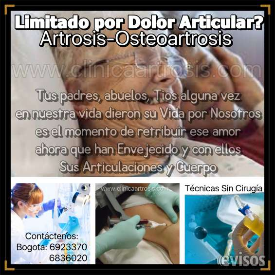 Tratamientos efectivos y reales para artrosis