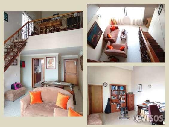 Penthouse duplex hermoso, terraza con panorámica espectacular!