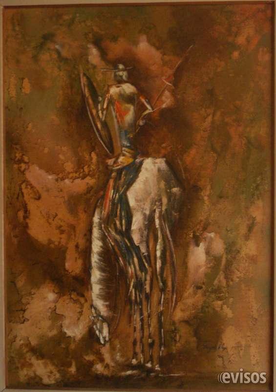 Pintura al oleo - original