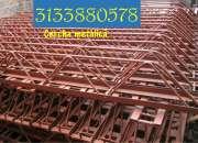 Somos fabricantes de Cercha metálica