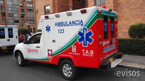 Ambulancias usadas y nuevas