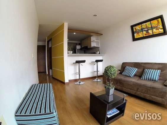 Apartamentos amoblados en bogota. tel: 3165210267