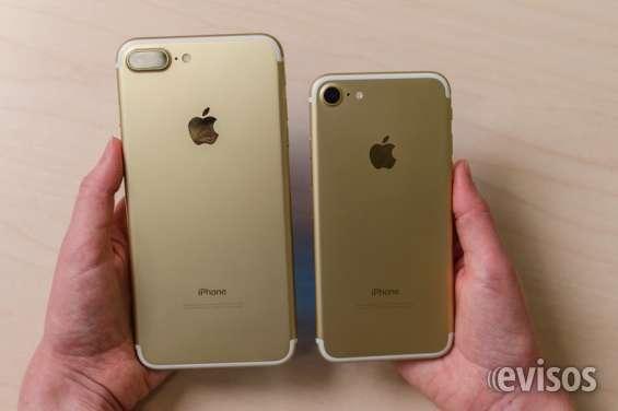 Nuevo apple iphone 7 plus oro $250 venta
