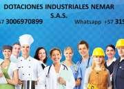 Dotaciones industriales para pequenas, medianas y…