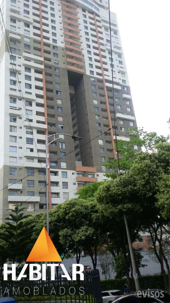Alquiler temporal apartamento amoblado a estrenar en bucaramanga
