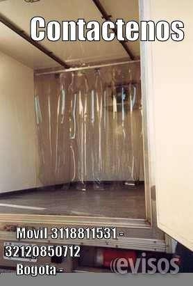 Cortinas para camiones refrigerados