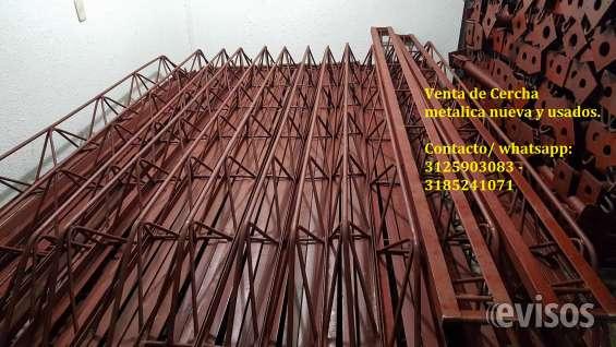 Vendo Estanterias Metalicas Usadas.Venta De Cerchas Metalicas Nuevas En Barbosa Otros Articulos 495508