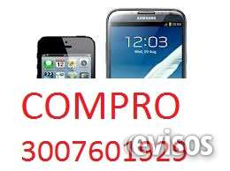 Compro celulares androide