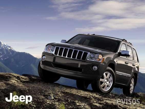 Repuestos para jeep.