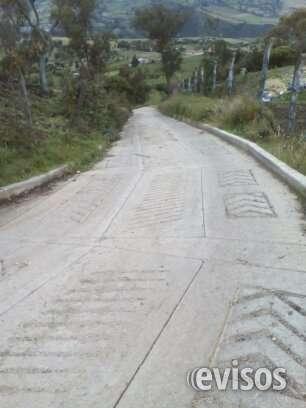Carretera pavimentada