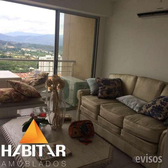 Se alquila comodo apartamento amoblado 3 hab, cañaveral bucaramanga.