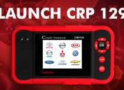 Escaner semiprofesional crp129 launch