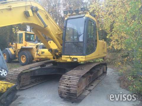 Komatsu pc 210 lc excavaadora.