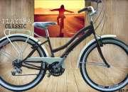 Hermosas bicicletas playeras directo de fábrica