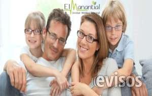 Consulta oftalmológica pruebas y exámenes visuales