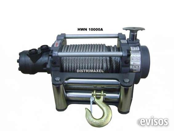 Winche cabrestante hidraulico 10000lbs