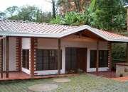 Fabrica  de casas prefabricadas en colombia