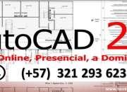 Clases y cursos personalizados de autocad 2d y 3d - tecnicad