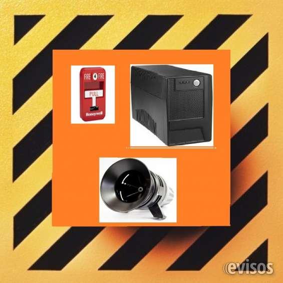 Alarmas de evacuación inalambrica instalada $280.000 cel 3204476645