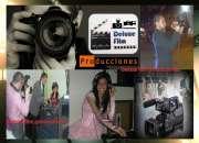 Fotografía vídeo y edición para eventos
