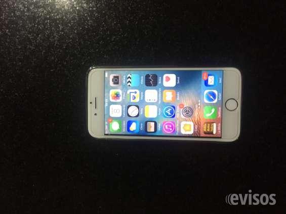 Iphone 6 de 16 gigas usado color blanco