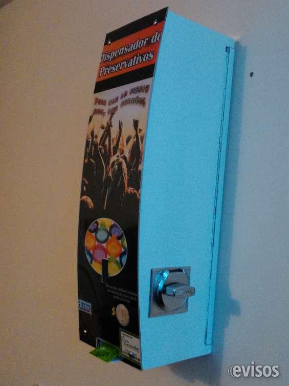 Dispensador para preservativos  conectek