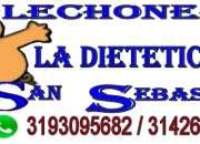 Lechoneria la dietetica de san sebastian