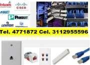 Servicio técnico de redes, bogotá, instalación de