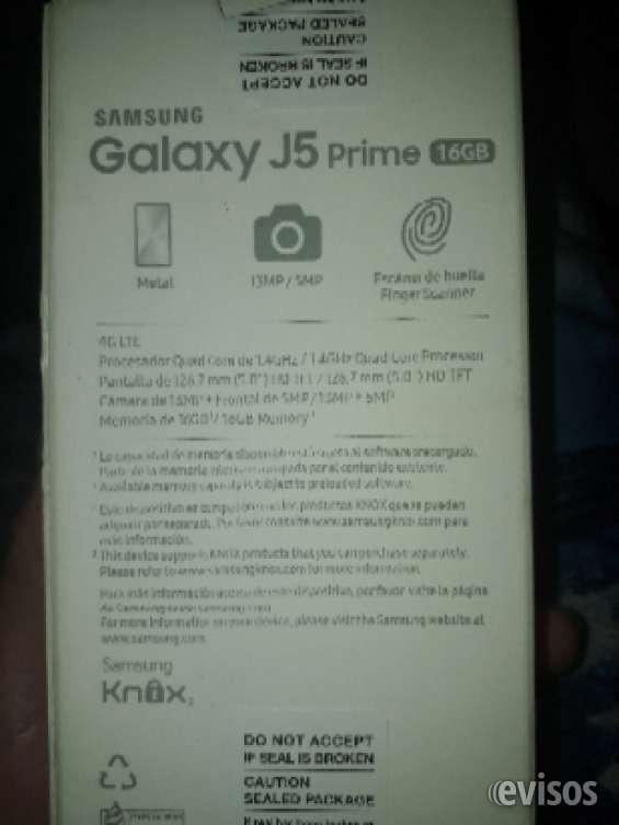 Vendo samsung j5 prime 16g