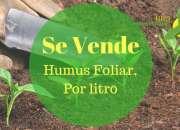 Venta de humus foliar para fertilizar