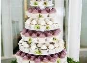 Alquiler torres cup cake para eventos