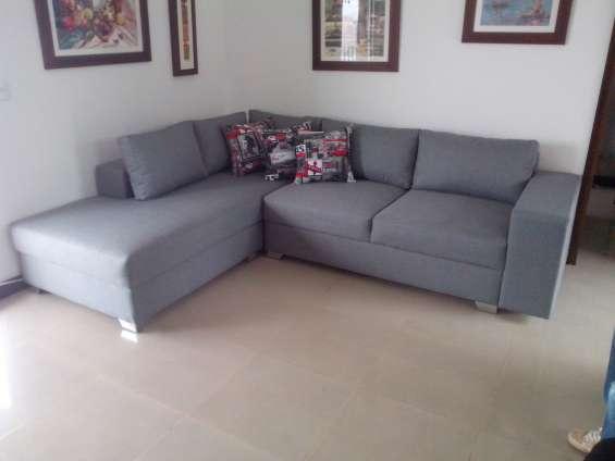 Sofas muebles salas modernas