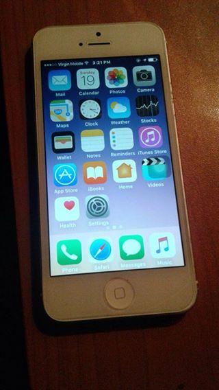 Iphone 5 de 64gb libre