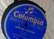 Discos de 78 revoluciones para Victrola. Varios géneros. Perfecto estado