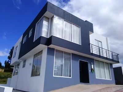 Vendo casa 290m2 en sector exclusivo de tunja