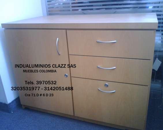 Mueble especial, archivar