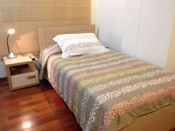 *. últimas habitaciones amobladas todo incluído a 49mil pesos/noche, en sta bárbara