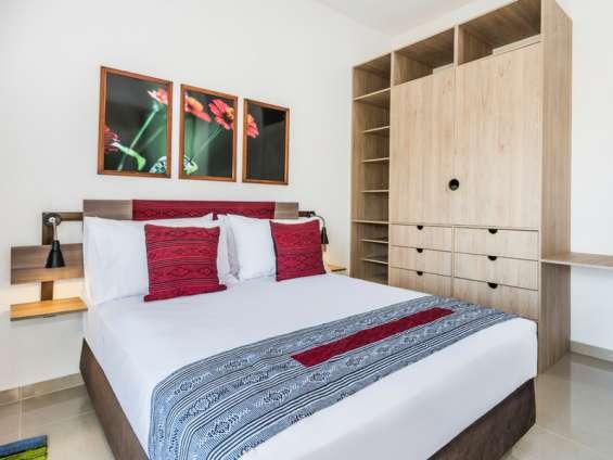 Alquiler de apartamento junior tayrona con baño turco en santa marta