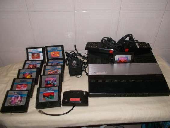 Consola atari 5200 más juegos