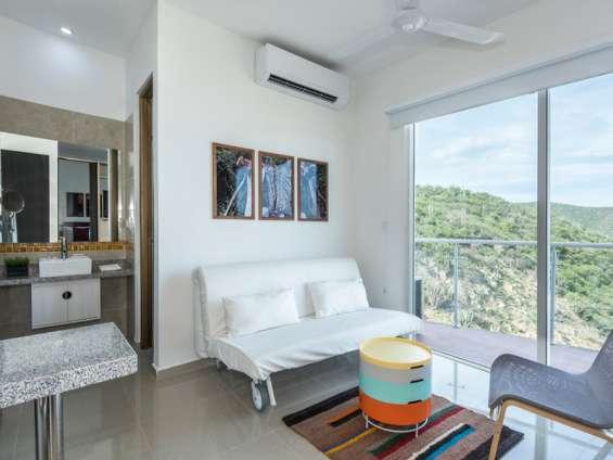 Alquiler de apartamento tayrona con sauna en estas vacaciones