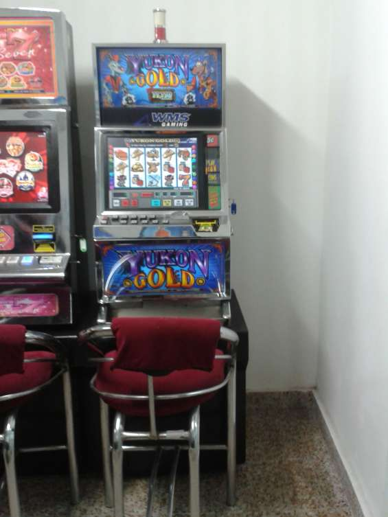 Máquinas de juegos de azar (9) en venta