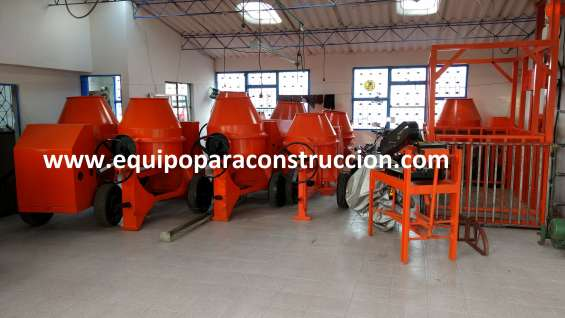 Mantenimiento y reparación de equipo para construcción