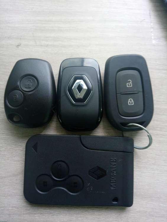 Fotos de Copias de llaves con chip para renault 314 478 5780 todo modelo 6