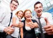 Compañía ofrece gran convocatoria de trabajo (se necesita personal urgente)  con o sin exp