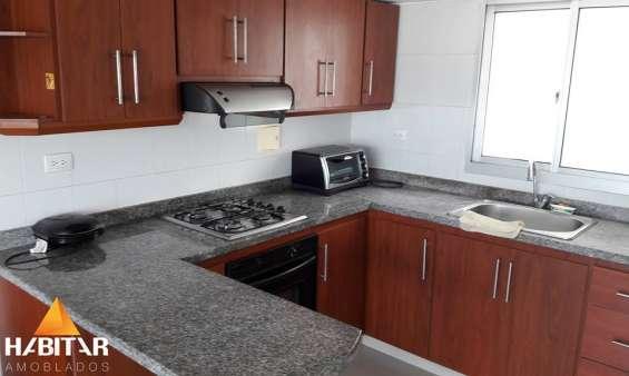 Fotos de Alquiler de apartamento amoblado 3 habitaciones en bucaramanga 3