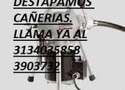 Destape de cañerias suba  bogotá 3903732-3134035858